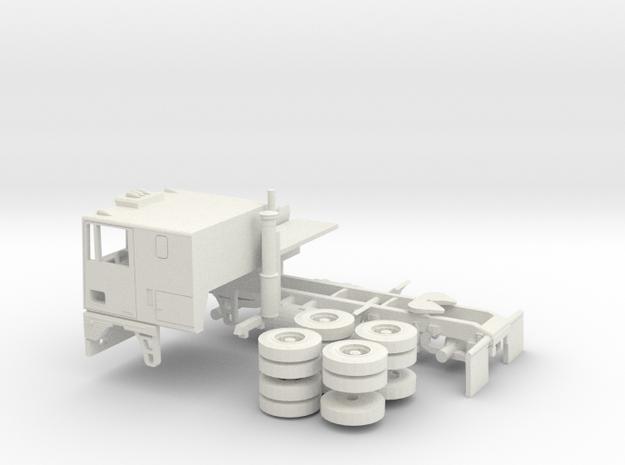 1/50 Dodge L1000 Kit in White Natural Versatile Plastic