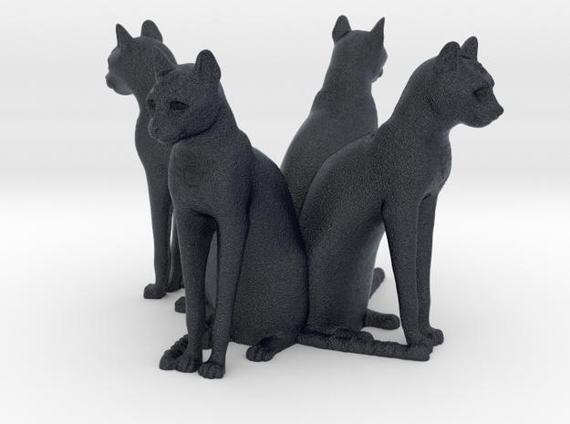 Cat Array (x4) in Black PA12