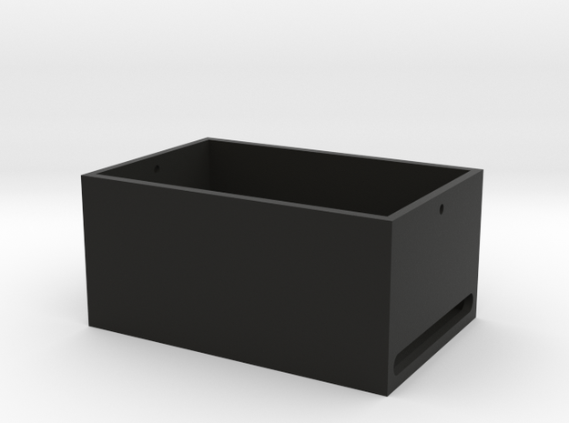 ANH Darth Vader Belt Box (1 box) in Black Natural Versatile Plastic