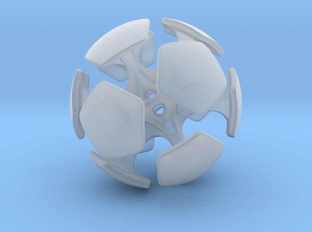 light (airless) foosball ball 1 TYPE 2 (2.5cm)
