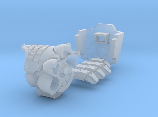 Death's Watch MkX Dreadnought left arm (bundle)