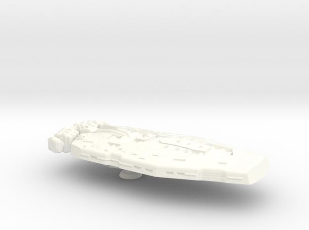 Warspite Class Monitor - 1:20000