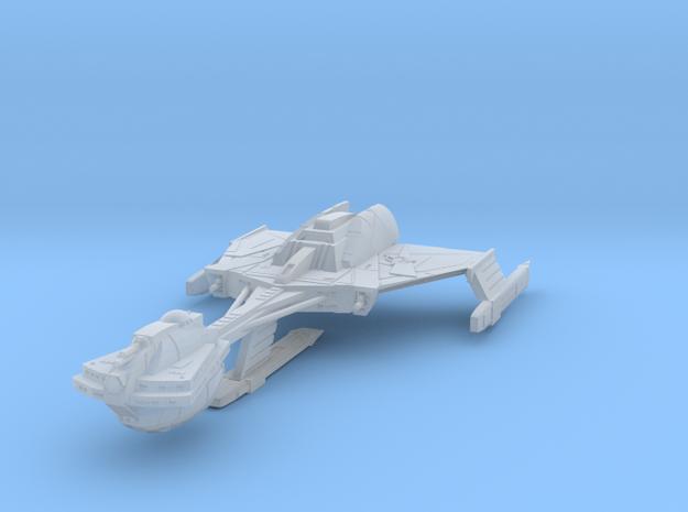 IKS C6(b) Battlecruiser in Smooth Fine Detail Plastic