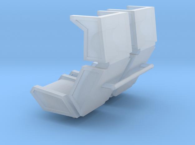 1/24 cyberpunk car seats (pair)