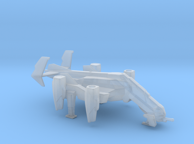 MV-24T King Fisher Crysis in Smooth Fine Detail Plastic