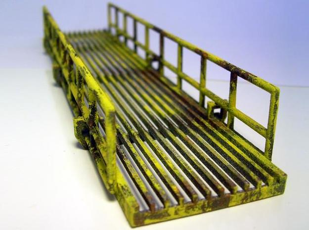 Folding Industrial Walkway in White Strong & Flexible