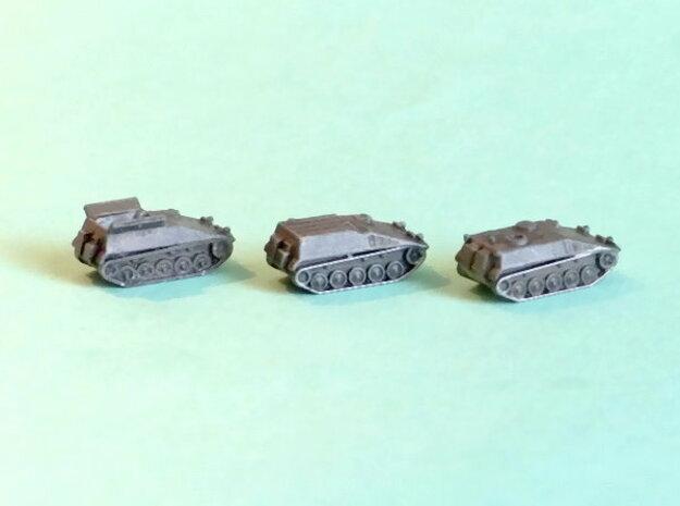 Hotchkiss SPz Kurz Mortar Carrier 1/285 6mm in Smooth Fine Detail Plastic