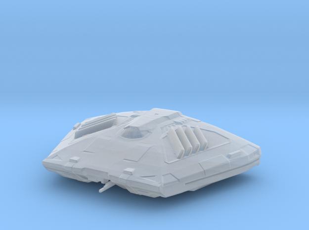 Elite Sidewinder fighter in Smooth Fine Detail Plastic
