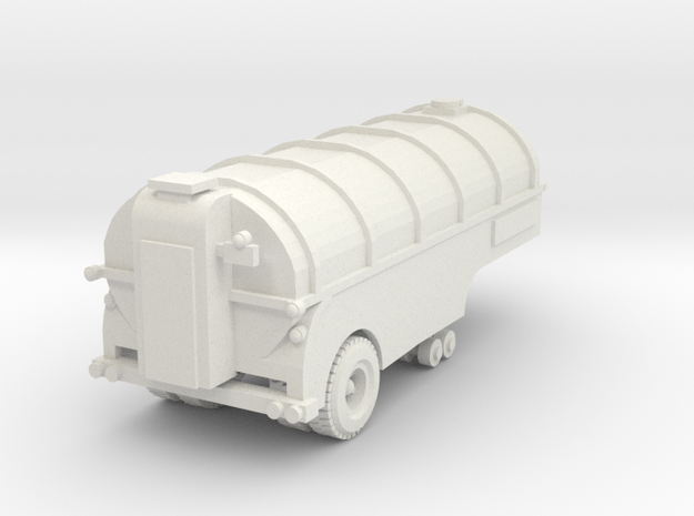 Milk trailer tank 64 scale
