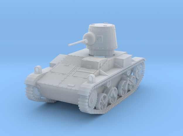 PV165D T15 Light Tank (1/72) in Smooth Fine Detail Plastic