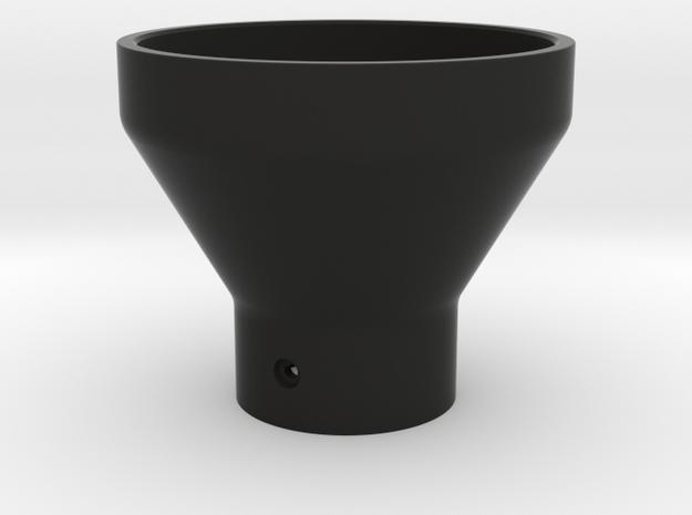 EK43s Single Dose Hopper in Black Natural Versatile Plastic