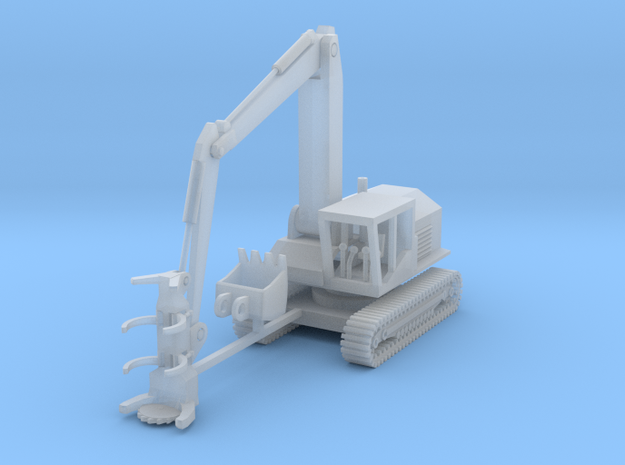 Tiger Cat 860 feller Buncher N scale