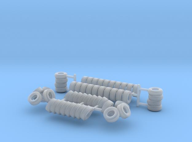 Tires N scale