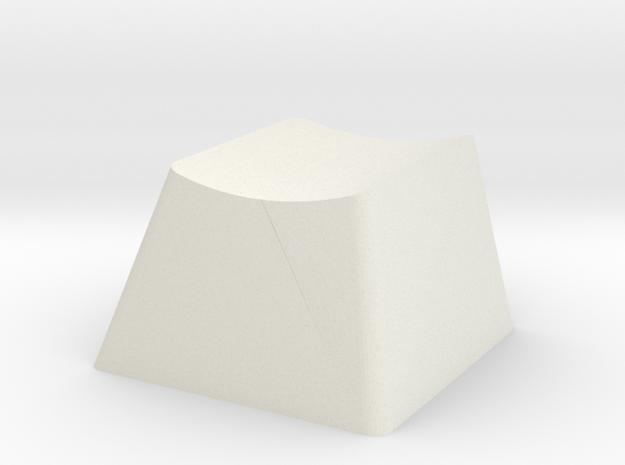 Cherry Mx Row 5 OEM Keycap in White Natural Versatile Plastic