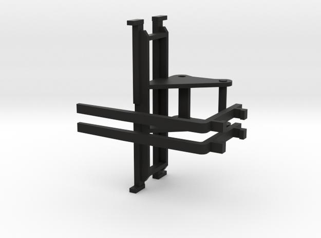 180428 PALLET BORD in Black Natural Versatile Plastic