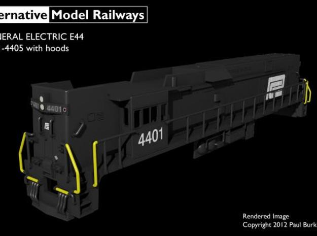 NE4406 N scale E44 loco - 4401-05 with hoods 3d printed
