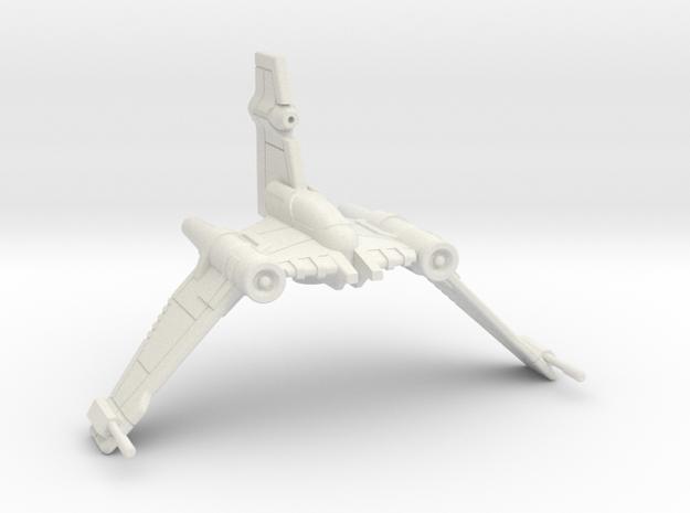 V-19 Torrent: 1/270 Scale: Variant 2 in White Natural Versatile Plastic