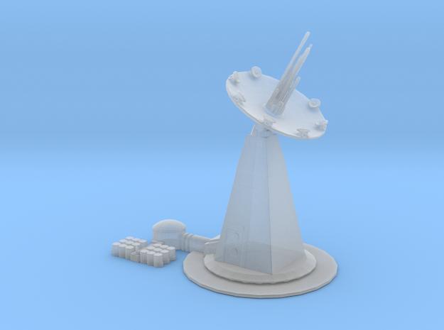 Death Star`s Endor Shield generator SLD-26