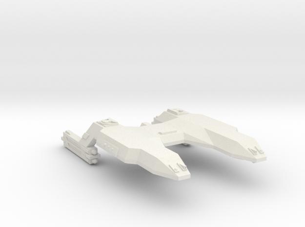 3125 Scale LDR Fast Cruiser CVN in White Natural Versatile Plastic