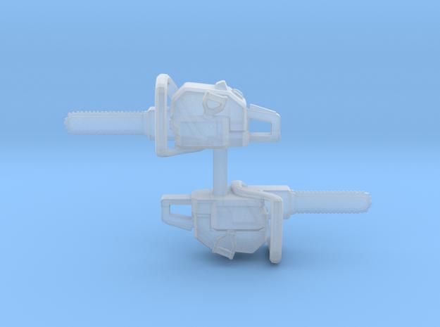 "Chainsaws 16"" Bar Medium Duty in Smoothest Fine Detail Plastic: 1:64 - S"