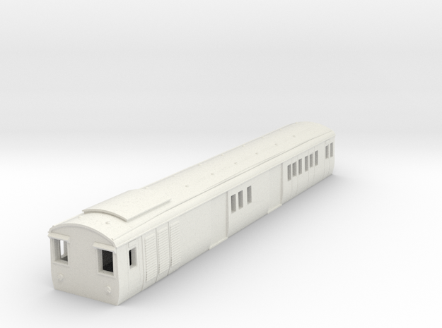 o-148-gec-baggage-57ft-coach-1 in White Natural Versatile Plastic