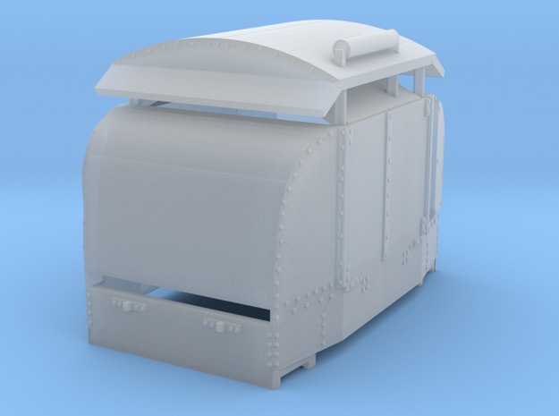 a-1-144fs-protected-simplex1 in Smooth Fine Detail Plastic