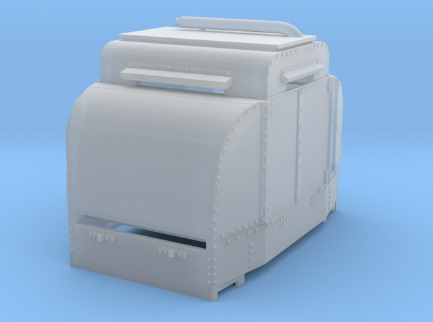 a-1-144fs-armoured-simplex1 in Smooth Fine Detail Plastic