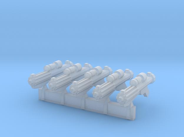 Standard Trooper Blaster in Smoothest Fine Detail Plastic