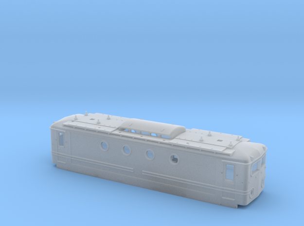 NS1100 oerversie voor piko pantografen in Smoothest Fine Detail Plastic