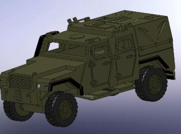 MOWAG EAGLE IV 1:160 in Smooth Fine Detail Plastic