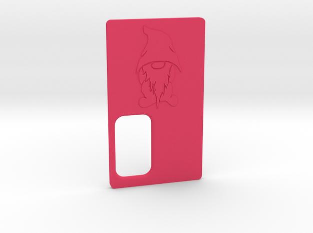 Löyly 21700 / 20700 Squonker - Door in Pink Processed Versatile Plastic