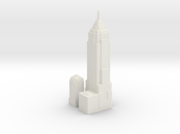 Key Tower - Cleveland (1:4000)