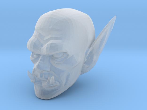 orc head 1