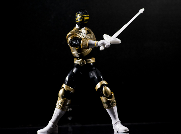 Zeo Power Pod Sword - Power Rangers