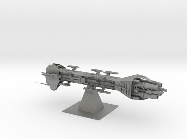 Earth Alliance - Nova Dreadnought (5x/1.42y/1.71z) in Gray Professional Plastic