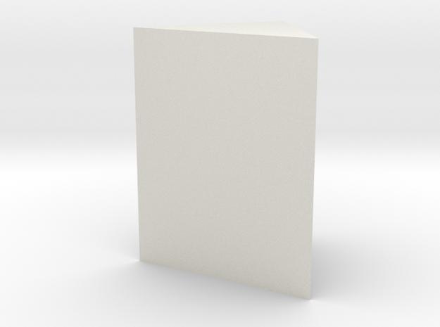 Prism - Variant in White Natural Versatile Plastic