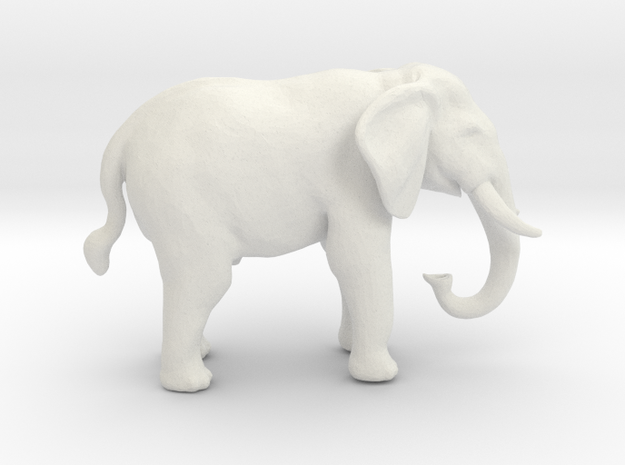 O Scale African Elephant