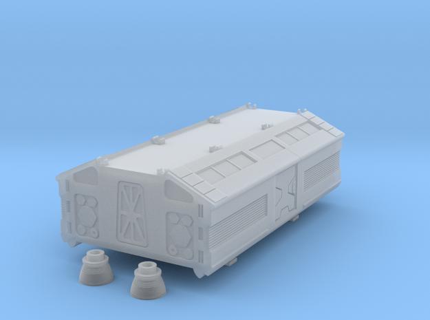 SPACE 2999 TRANSPORTER 1/144 CREW POD III