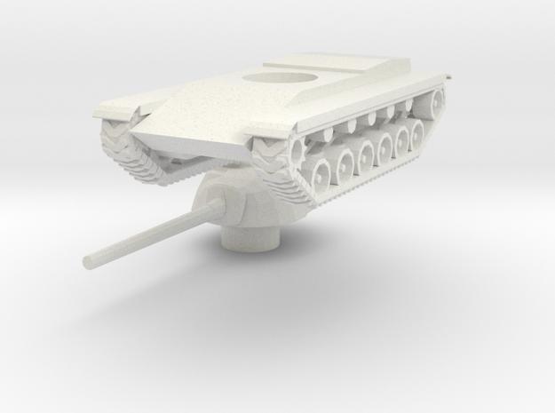 T95E2 in White Natural Versatile Plastic