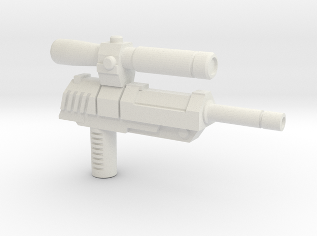 Megatron Pistol (3mm & 5mm grips)