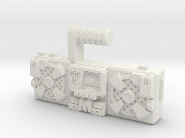 Titans Return Blaster, TF Compatible (3mm, 5mm)