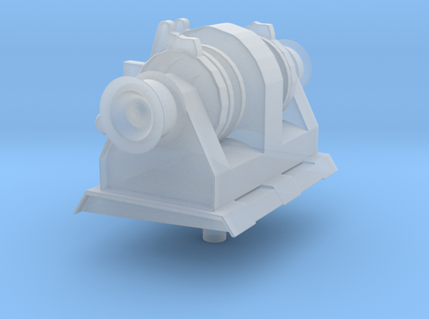 Anchor Winch for small vessels (1:200)
