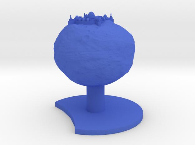 Xindi - Starbase in Blue Processed Versatile Plastic