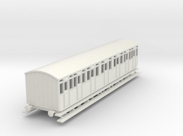 o-87-fr-metropolitan-8w-composite-coach-late in White Natural Versatile Plastic