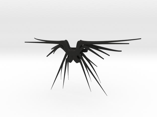 Shadows - Battlecrab (w/o base) in Black Natural Versatile Plastic