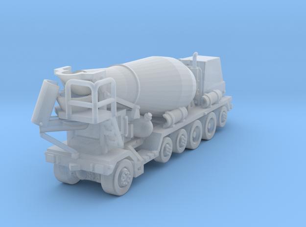 Terex FD6000 concrete cement truck in Smoothest Fine Detail Plastic: 1:400