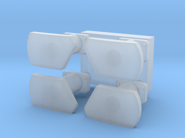 3d_Buffers_GOSA in Smooth Fine Detail Plastic