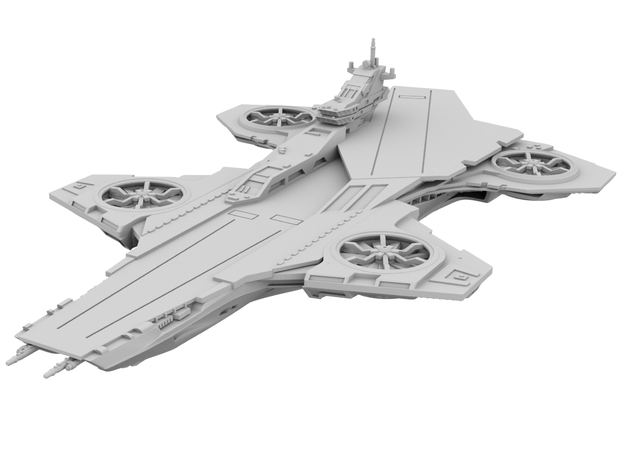 Avengers - Hellicarrier (180mm for WSF)