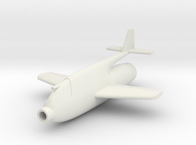 (1:144) Skoda Kauba SK P.14.01 in White Natural Versatile Plastic