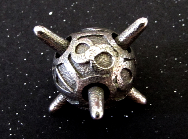 Sputnik Die8 in Stainless Steel